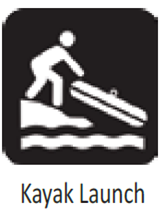 Kayak Launch w.label