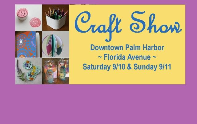 Craft Show | September 10-11, 2016