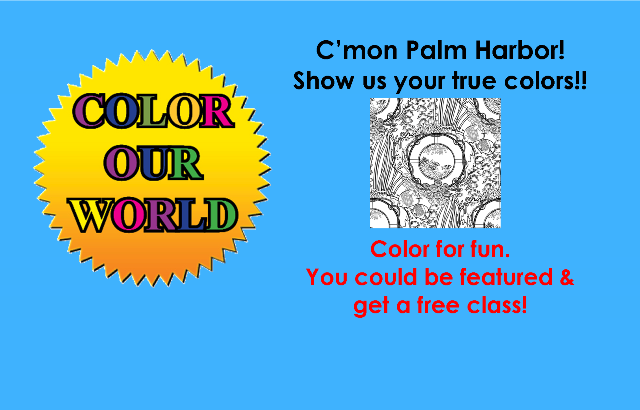 Color Our World, Palm Harbor!