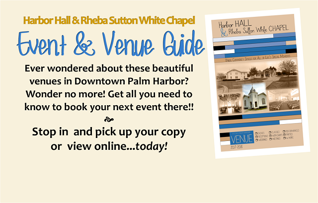 Your Hall & Chapel Event Guide