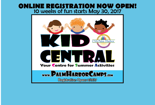Summer Camp 2017 – Kid Central
