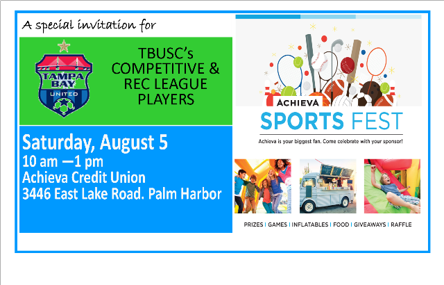 TBU Rowdies Soccer Sports Fest | August 5, 2017