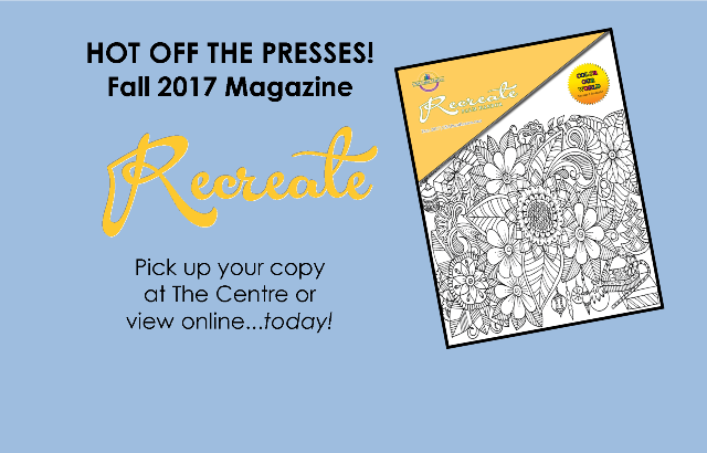 Our Fall Magazine is available now!