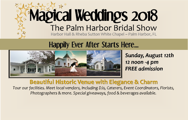Bridal Show | August 12, 2018