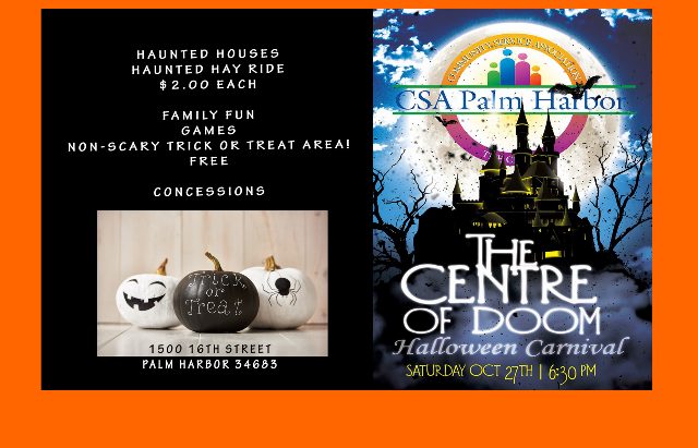 Halloween Carnival | October 27, 2018