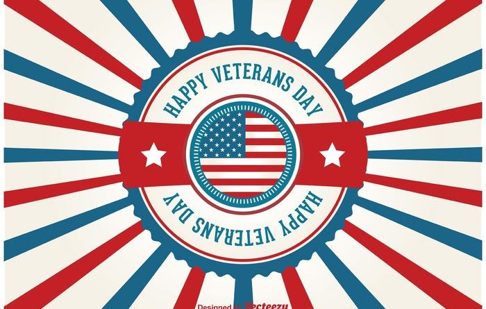 CSA will be closed Veterans Day – Monday 11/11/19