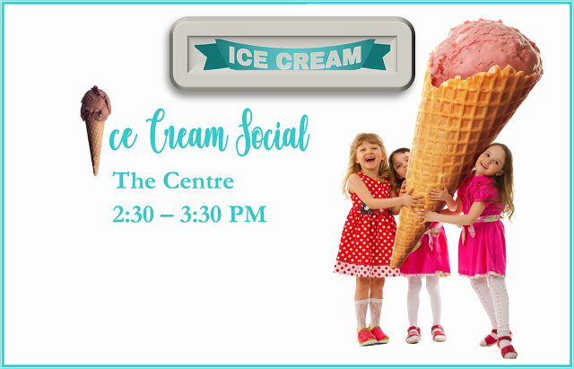 Ice Cream Social | January 31, 2020