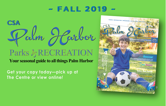Our Fall 2019 Magazine is now available!