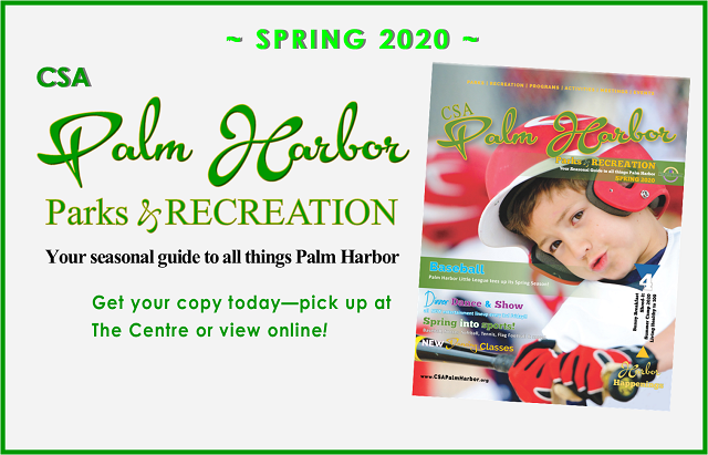 Spring into 2020 with the latest Magazine!