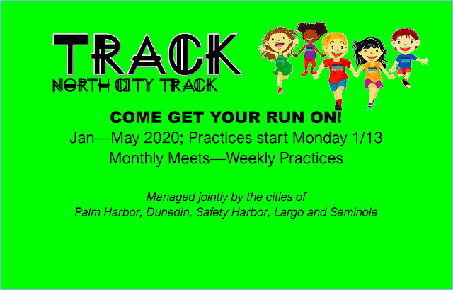 North City Track | Season starts Jan 2020