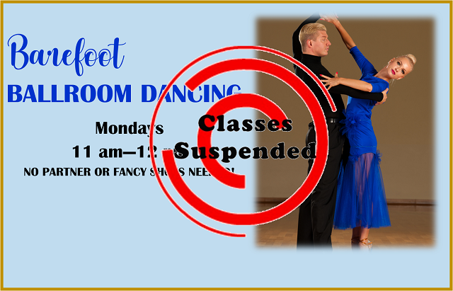 Barefoot Ballroom Dancing | CLASSES TEMPORARILY SUSPENDED